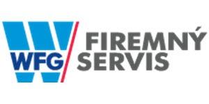 WFG firemny servis s.r.o. - logo