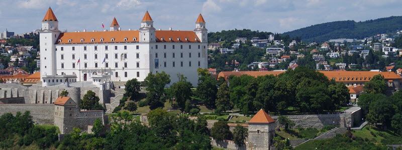 Virtuálne sídlo Bratislava